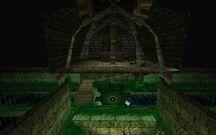 Im Inneren des Uhrturms