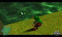 OoT-Ocarina del tiempo en el río