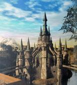 SchlossHyrule-Artwork(Twilight Princess)