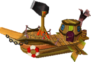Barco Viajero PH