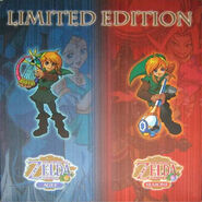 Edición limitada The Legend of Zelda Oracle of Ages - Oracle of Seasons