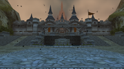 Hyrule Castle Town South Entrance (Twilight Princess)