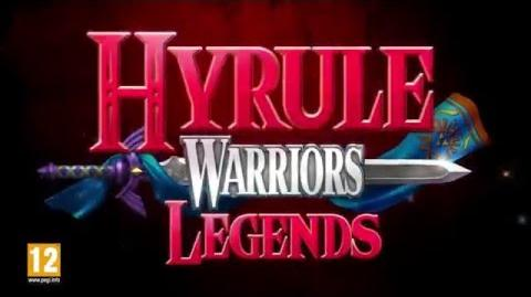 Hyrule Warriors Legends - Publicité Française
