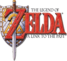 Logo The Legend of Zelda A Link to the Past