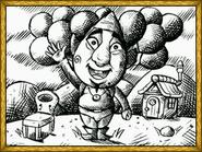 Tingle's Balloon Fight DS Bonus Gallery 9