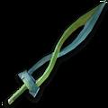 Espada de la Fiera Deidad MM