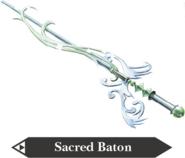 Hyrule Warriors Baton Sacred Baton (Render)