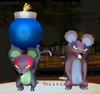 Rat and Bomb Rat