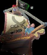 Bateau Pirate TWWHD