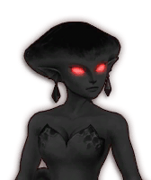 Hyrule Warriors Princess Ruto Dark Ruto (Dialog Box Portrait)