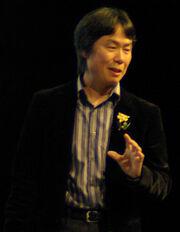 Shigeru Miyamoto 2007