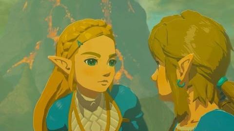 The Legend of Zelda - Breath of the Wild Le présage (Souvenir 8)