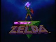 The Legend of Zelda TV Series (logo)