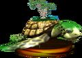 Trofeo de Tortuga Gigante SSBM
