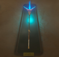 Breath of the Wild Ancient Soldier Gear (Spear) Ancient Spear (Mounted).png