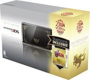 Caja americana de Nintendo 3DS especial 25 aniversario