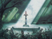 Master Sword in the Lost Woods