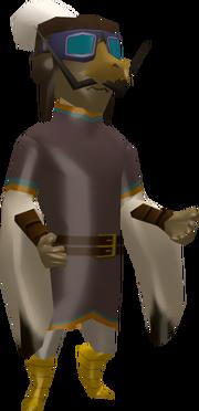 Obli Figurine