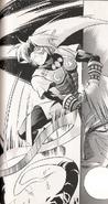 Oni Link dans le manga