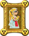 Princess Zelda Painting