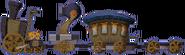 Wooden (Train Set)