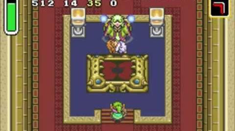 Zelda alttp - Boss 4 Agahnim