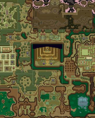 Dark World (A Link to the Past) | Zeldapedia | Fandom