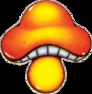 Artwork champignon magique