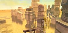 Astillero del Desierto Recorrido