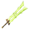 Breath of the Wild Elemental Swords (Thunder) Great Thunderblade (Icon)