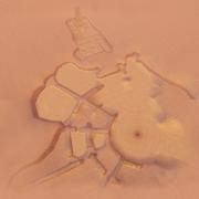 Lanayru Desert Aerial View