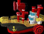 Red (Ship Set)