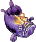 Angler Fish artwork LA