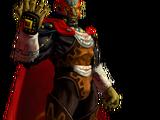 Ganondorf, Seigneur du Malin