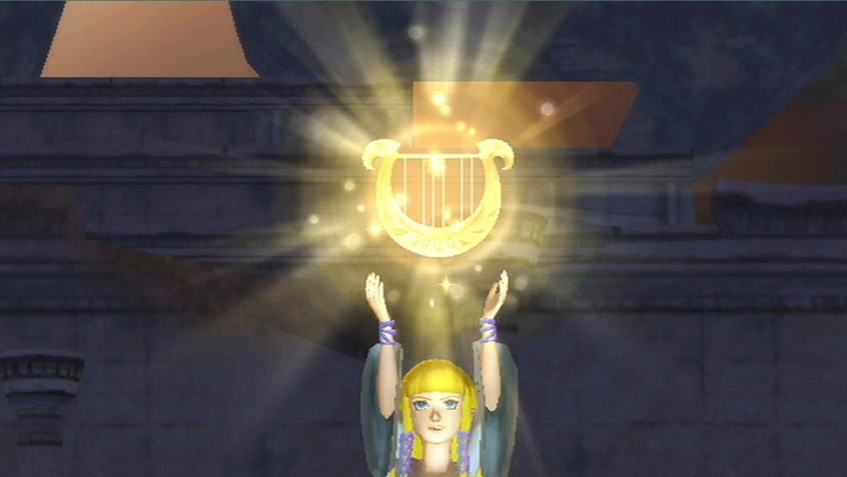 Legend Of Zelda Skyward Sword Zelda Goddess