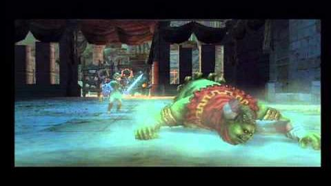 King Bulblin Third Encounter (Twilight Princess)
