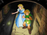 Donjons dans A Link to the Past