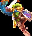 Link Master Sword (Hyrule Warriors)