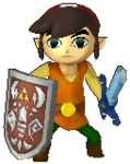 Link cartoon costume cocolint HWL