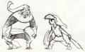 Link et Ganondorf 2 TWW HH