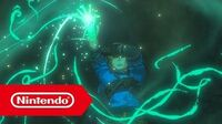 Suite de The Legend of Zelda Breath of the Wild - Bande-annonce