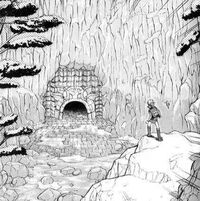 Túnel del Pez Gigante Manga LA