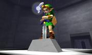 OOT3D Sword Pedestal 2