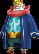 Roi d'Hyrule costume PH&ST HWL