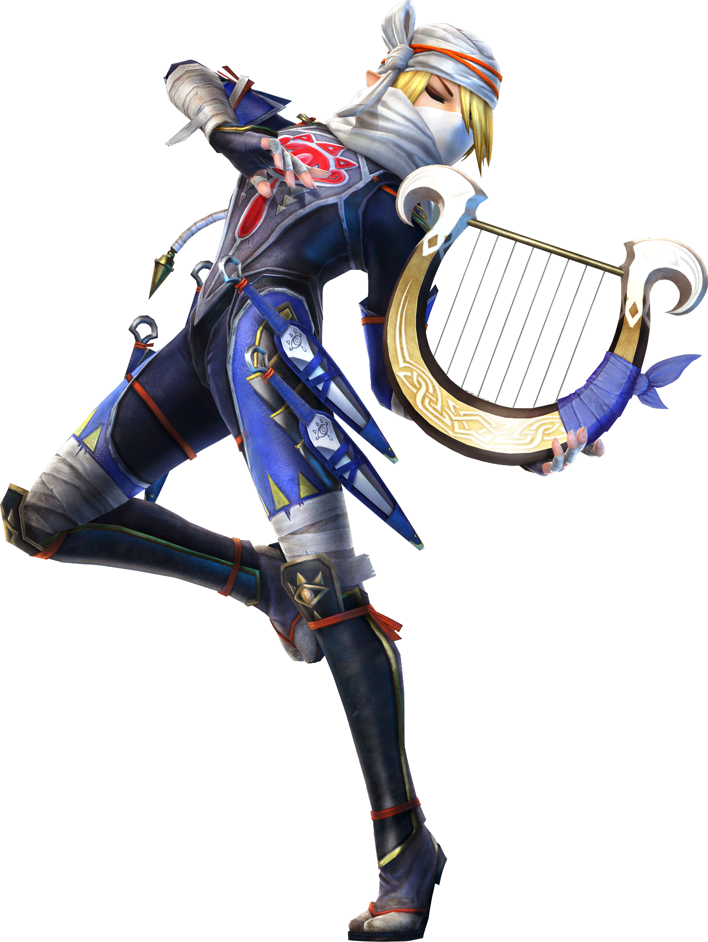 Is Sheik And Zelda The Same Person