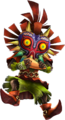Skull Kid Ocarina (Hyrule Warriors)