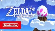 The Legend of Zelda Link's Awakening - Tráiler del E3 2019 (Nintendo Switch)