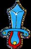 Artwort épée magique LOZ