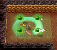 Link y 4 Interruptores de Cristal