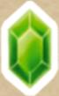 Pegatina Rupia verde SSBB